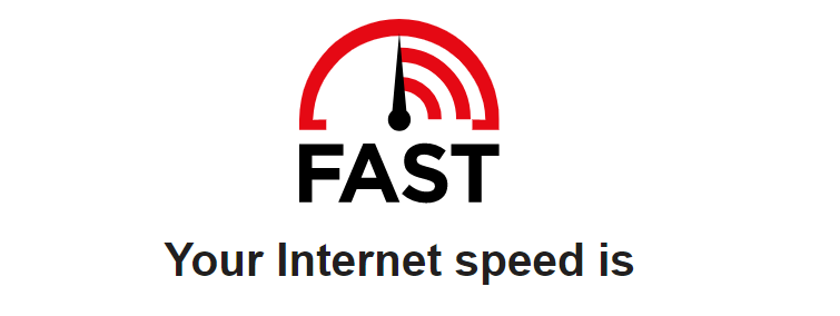 How Fast is my Internet?